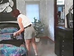 Redhead Milf visits her lover