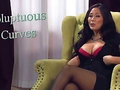 Jessica Bangkok brunette cumeater