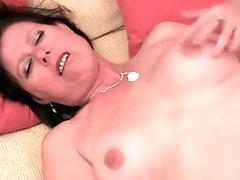 Old Woman With Big Tits And...