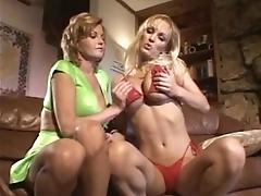HOCD - 2 lesbiennes mature...