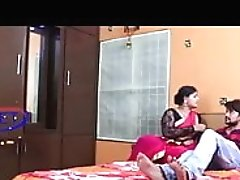 Sonnie In Law Tempt Telugu Aunty