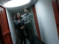 Italian Brunette Anal Bitch