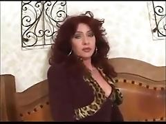 brasilian milf assfucked by...