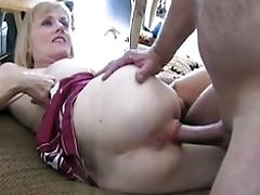 Hot housewife fucked hard by...