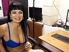 Amanda Gang-fucked By Horny Boys