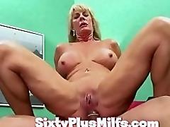 horny ass-fuck fucked granny