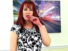 English Cougar Tanya Cox Gets...