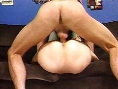 Mature vag fucked by junior meat