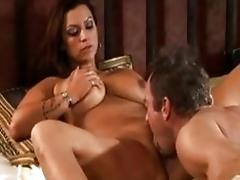 Nikita Denise fucks Randy at her...