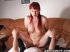 Redhead inexperienced wifey...