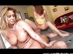 Daughter witnesses her mom get...