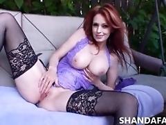 Hot Canadian MUMMY Shanda Fay...