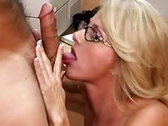 Penny Porsche is horny and in...