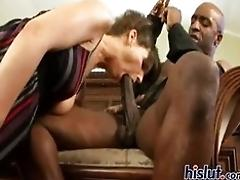 Syren De Mer loves BIG BLACK COCK