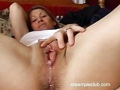 Homegrowncreampies Take Time For...