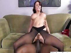 Black penis biotch idolizes her...