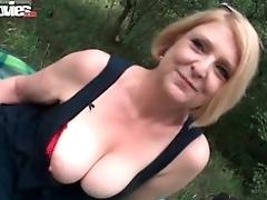 FunMovies Mature housewife...