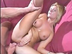 Sexy MUMMY gets laid