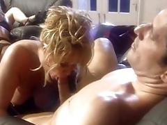Horny housewifes group fuck-fest...