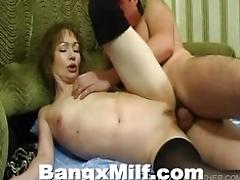 Hot Mature Mom Banged Hard