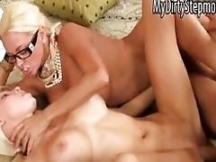 Rikki Six and stepmom Nikita...