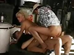 Alexandra Ross fucked in the Garage