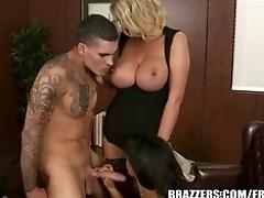 Brazzers - Stepmom and mummy...