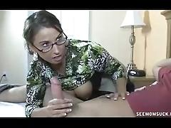 Horny Milf Wants Young Cock So...