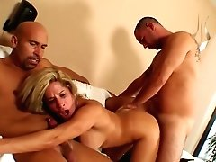 Threesome With Hot Portuguese...