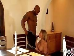 Hot stunner Maya Hills gets her...