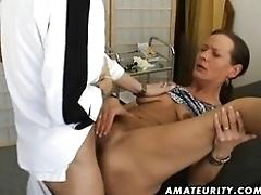 Unexperienced wifey ass fucking...