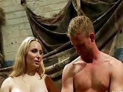 Aiden Starr and Drake Temple...