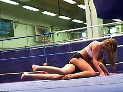 Nude Fight Club...