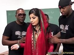 Nadia Ali Learns To Handle A...