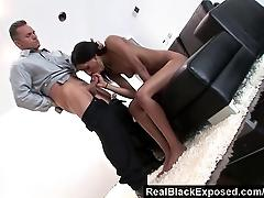 RealBlackExposed - Fucking The Maid