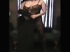 Mommy Taunts Her Boy With Sexy...