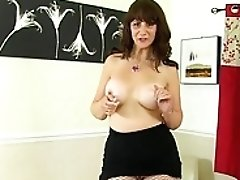 Scottish Cougar Toni Lace Is...