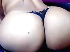 Brazilian Matures Assfuck On Webcam