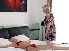 Badmilfs - Sexy Blonde Nubile...