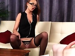 Matures Mistress In Stockings Sees