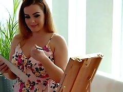 Natasha Nice Overwhelms Gianna...