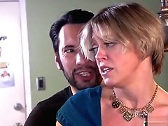 Cougar Gets Ball-gagged And...