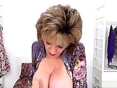 Unfaithful English Cougar Lady...