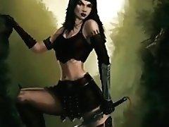 Amazon Warriors - Never Back...