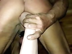 Fist Insertion My Cunt With A...