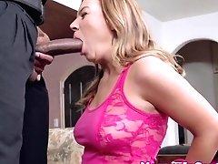 Stepmother Oral Pleasure Before...