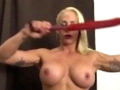 """""""muscular Jill Jaxen,..."""