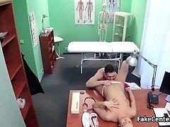 Mummy Nurse Fucked By Teenager Dude