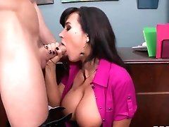 Johnny Sins Is Obsessed With Big...