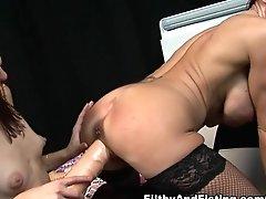 Horny Porn Industry Stars Faye...